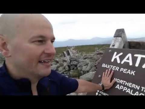2016 Appalachian Trail Thru Hike ~ Mt. Katahdin Summit(Video #3)