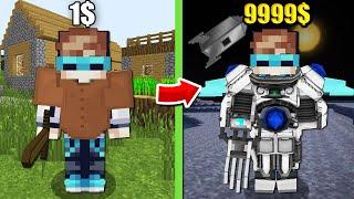 САМАЯ КРУТАЯ И СИЛЬНАЯ БРОНЯ БОГА В МАЙНКРАФТЕ! Обзор мода Powersuits Minecraft