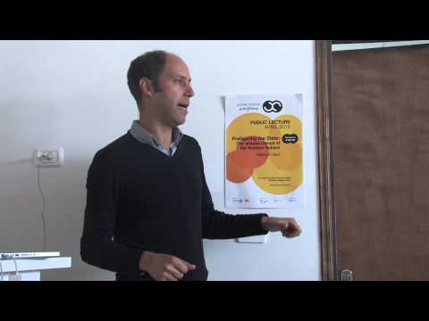 Lecture: The refugee camps of the Western Sahara, by Manuel Herz- Part 1
