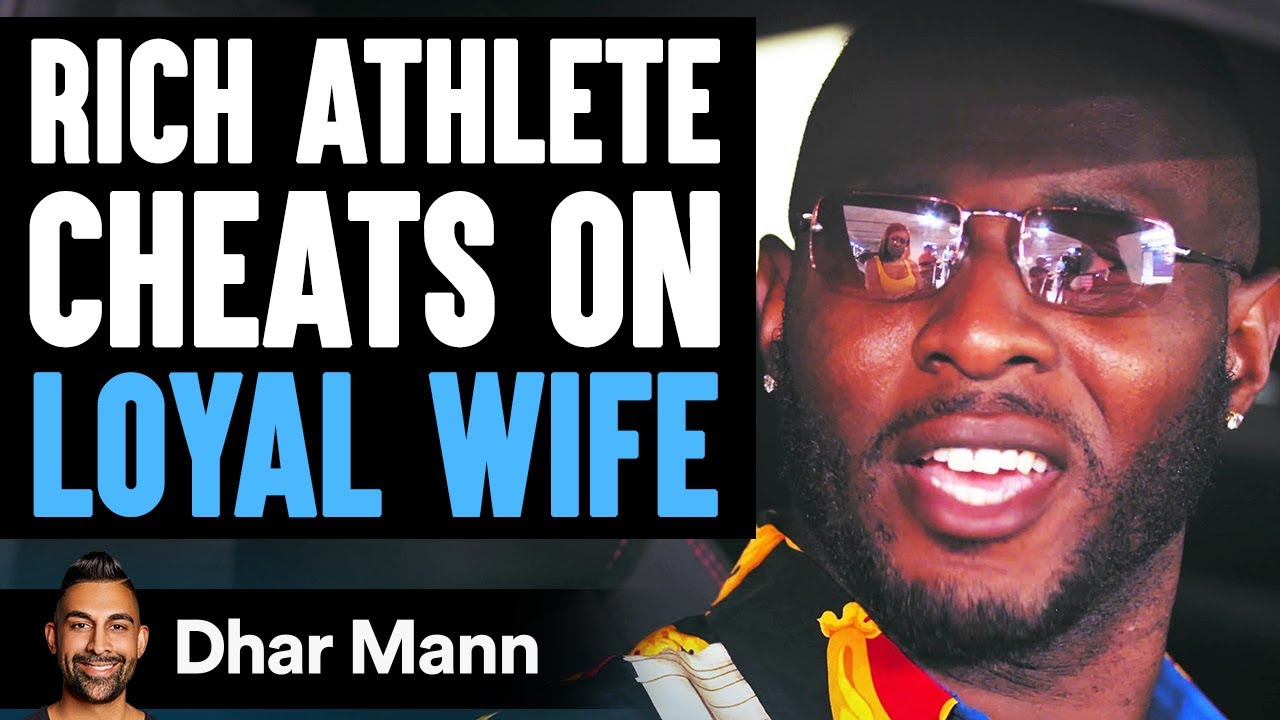 Download Famous Athlete Cheats On Wife, He Lives To Regret His Decision For Life   Dhar Mann