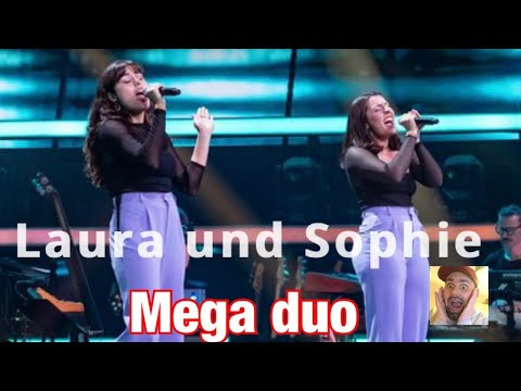 The Voice of Germany 2021 Laura und Sophie  Amy Winehouse - Valerie #thevoice2021#amywinehouse#