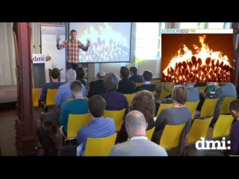 Designing for Trust / Gerry McGovern / Intersection'15 + DMI Europe in Berlin