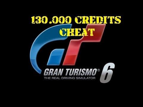 Gran Turismo Sport Money Glitch >> Gran Turismo 6 Unlimited Money Glitch - GT6 Money Cheats | Doovi