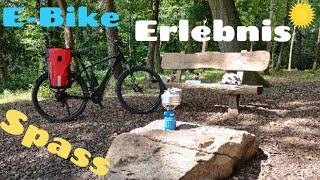 E-Bike -Tour / Erlebnis /Spass / Natur / Entspannung / Fischer Terra 5.0🚴😀