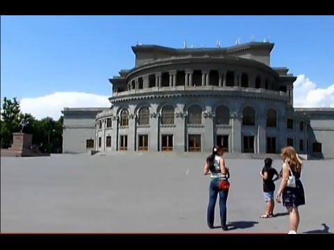 Прогулка по Еревану - Часть 1