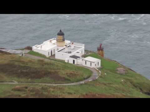 Visit to Mull of Kintyre lighthouse