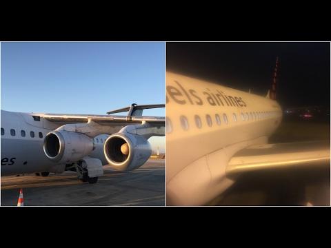 Trip report: Brussels Airlines Bizz&Class Avro RJ100 & A319 BLQ-BRU-OSL, SN3126 & SN2287
