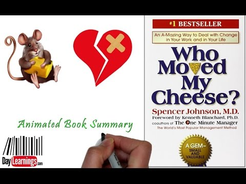 who moved my cheese audiobook free
