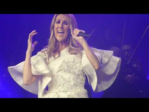 Celine Dion - Think Twice - Live At Leeds Arena - Sun 25th June 2017