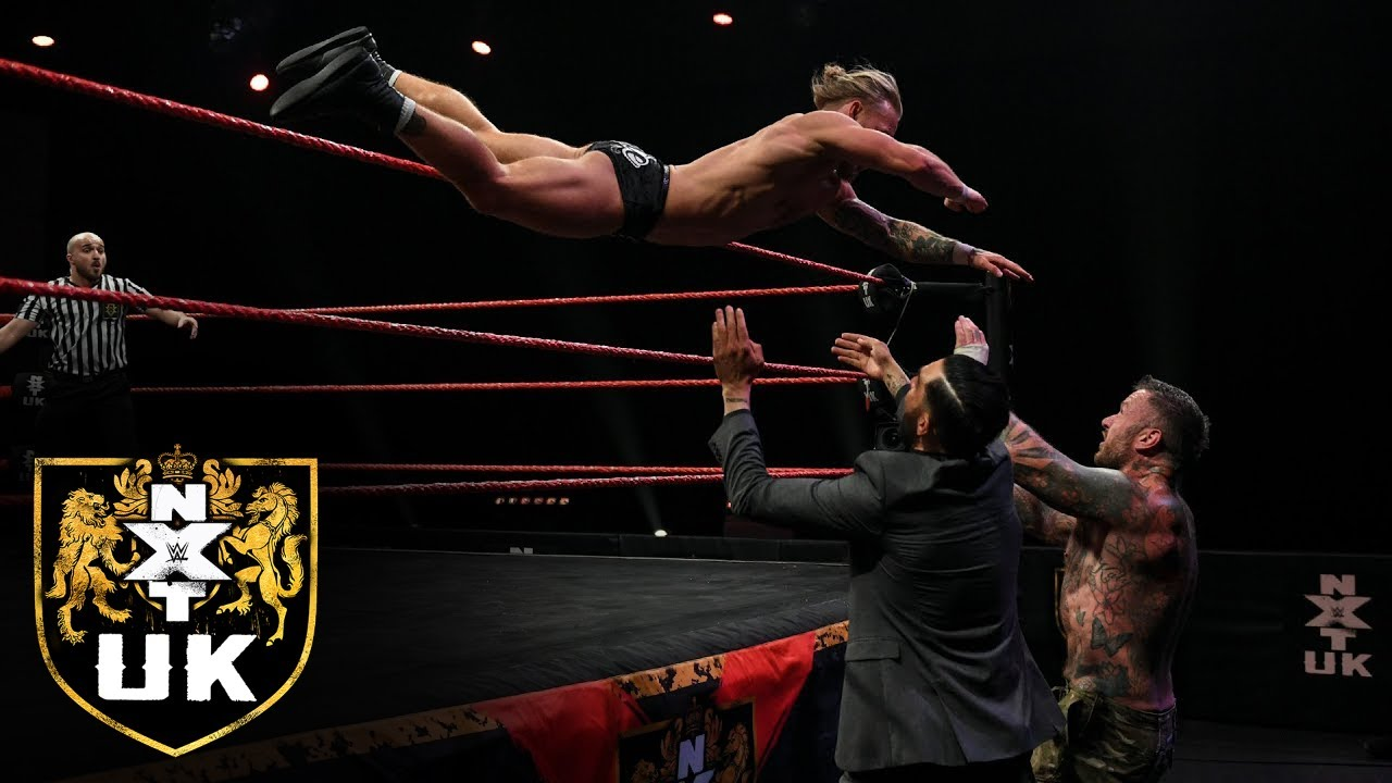 Moustache Mountain go to war against Symbiosis: NXT UK Highlights, July, 29, 2021