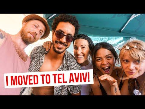 My life in Tel Aviv (October 2016)
