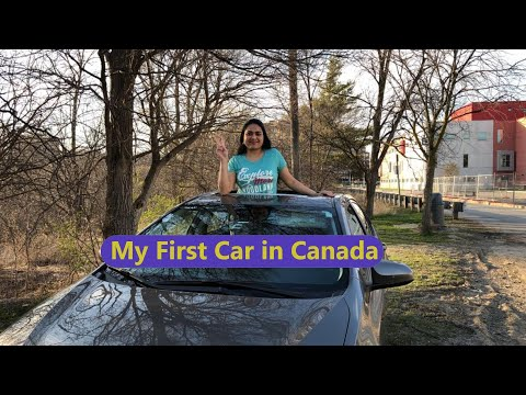 My First Car In Canada || How To Buy Car In Toronto Canada? || Toyota Corolla 2019 Model & Features
