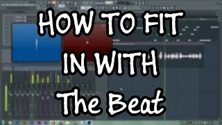 "How To Let Your Vocals ""Sit On The Beat"""