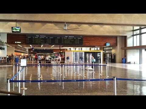 An HD Tour of Honolulu International Airport