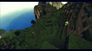 Minecraft сериал История Робина  №1 Таинственный остров!