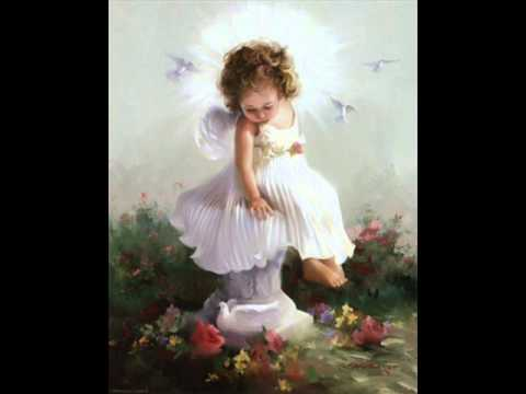 Angel Drawings And Paintings Slideshow
