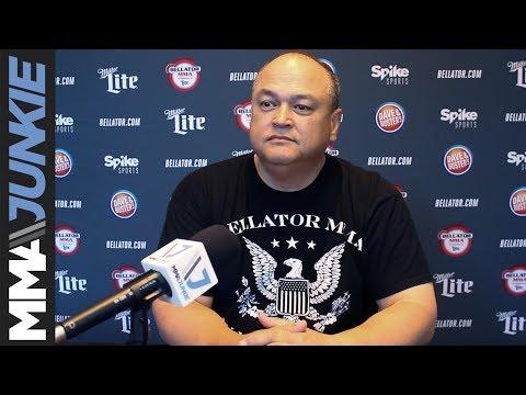 Bellator 183: Scott Coker full pre-event interview