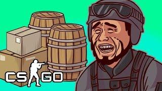 SMOKE WEED EVERYDAY GUY - Counter-Strike GO Highlights