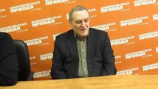 Сопредседатель Харьковской правозащитной группы Евгений Захаров 2