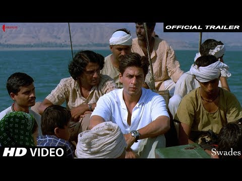 Swades | Trailer | Now in HD | Shah Rukh...