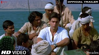 Video Swades | Trailer | Now in HD | Shah Rukh Khan, Gayatri Joshi | A film by Ashutosh Gowarikar download MP3, 3GP, MP4, WEBM, AVI, FLV Oktober 2019