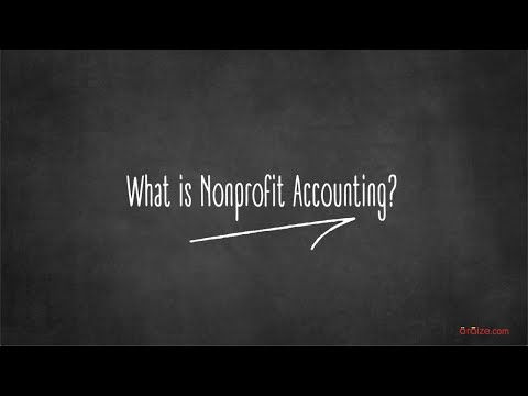 Nonprofit Accounting Basics | Vlogcast #5 | Araize Academy