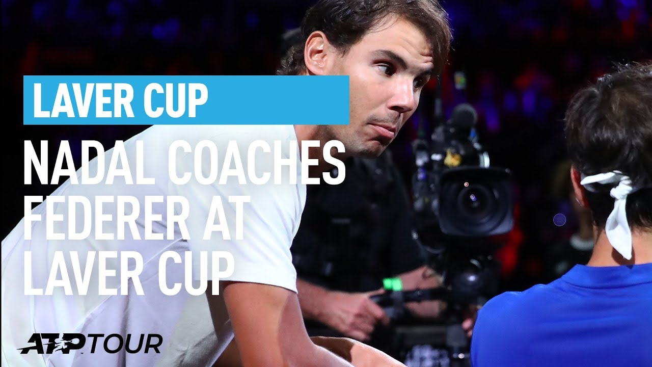 Coach Federer and Coach Nadal Have Been the Highlight of the Laver Cup