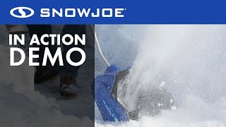 iON13SS - Snow Joe iON 40-Volt Cordless 13-Inch Snow Shovel - Live Demo