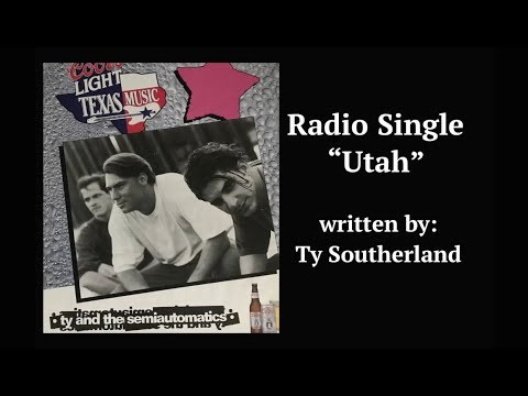 "Ty & The Semiautomatics ""UTAH"" - Original Radio Single"
