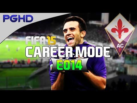 FIFA 15 | Fiorentina Career Mode #14 | TRANSFER TARGETS!