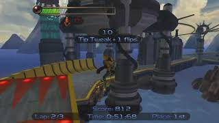 Ratchet & Clank Kalebo Hoverboard Race 1:25.65 IGT - By Scaff