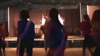 Move 'N Groove-a-Thon 2015 - BOSS Dance Team