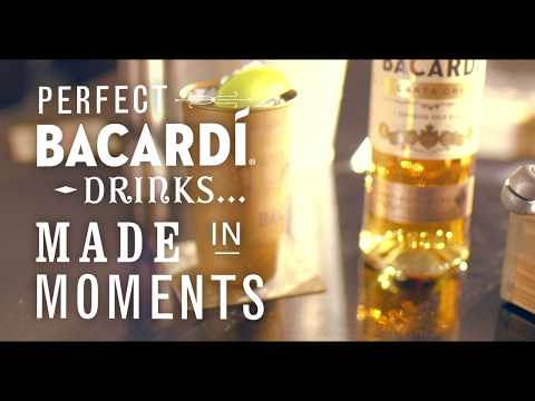 The BACARDÍ Cuba Libre – Made In Moments