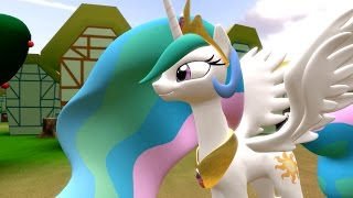 Repeat youtube video One Day with Princess Celestia
