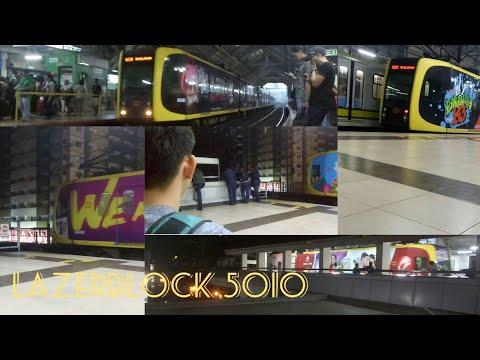 LRTA/LRMC Line 1 3G Nippon Sharyo-Kinki Sharyo AD Wrap COMPILATION + BONUS