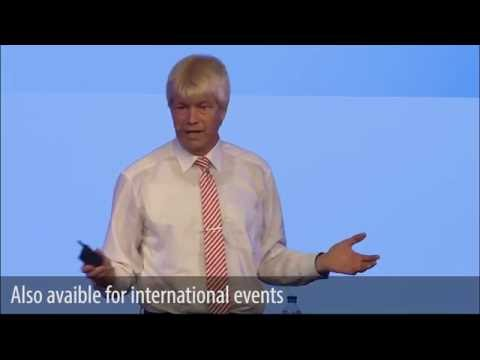T3 Summit Telekom Athen (Ausschnitte) - Prof. Wienecke (english)