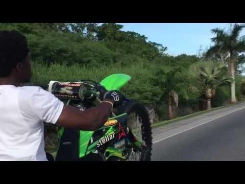 Miamihittaz Meets Barbados #305bikelife 🇺🇸 ✖️ #246bikelife🇧🇧 @miamiskeet / @money_ronn