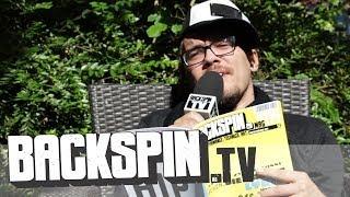 "BLACKBOOK - Flowin IMMO über ""Geschlossene Gesellschaft"" | BACKSPIN TV"