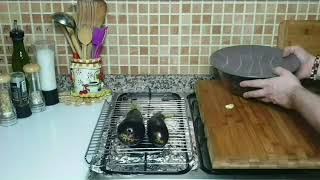 roasted eggplant appetizer