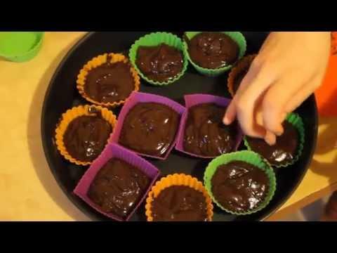 Шоколадный кекс с жидкой начинкой «Лавакейк» LAVA CAKE