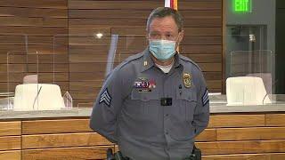KCPD Discusses Investigation Procedure After Serious Wreck Involving Chiefs Assistant Britt Reid