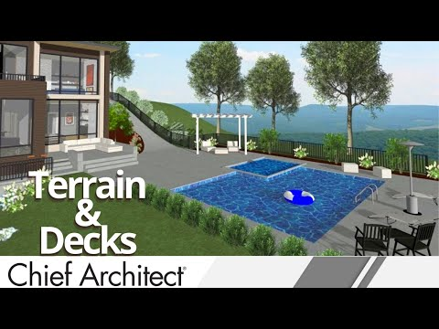 Home Designer 2016 - Landscape and Deck Webinar