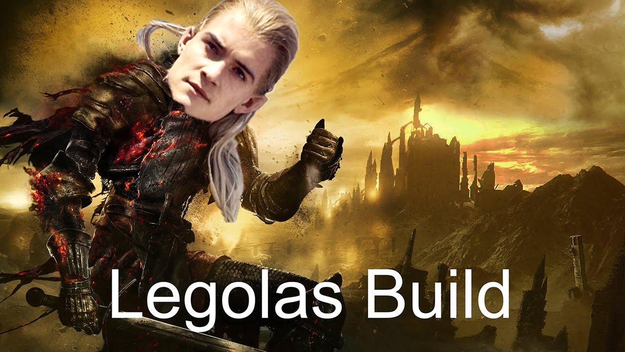 Download Dark Souls III: Legolas Build