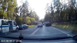 рублево-успенское шоссе 9.08.2105(, 2015-08-15T08:37:11.000Z)