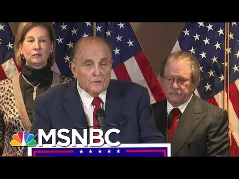 Can Trump's Scheme To Overturn 2020 Results Become A Crime? | The Beat With Ari Melber | MSNBC