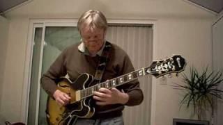 Epiphone Sheraton II - Gentle Blues II