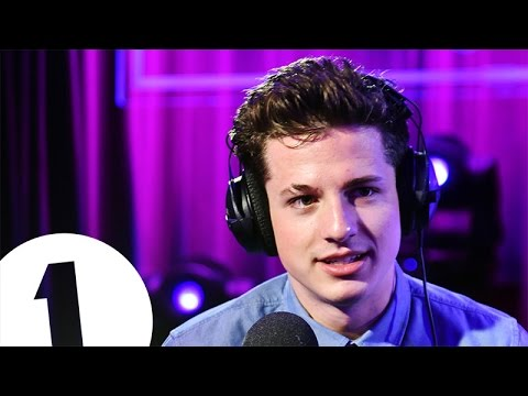 Charlie Puth covers How Deep Is Your Love by Calvin Harris in the Live Lounge