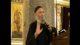 عظة القمص انجيلوس منير جـ2  8-3-2017