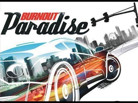 Burnout Paradise on Intel HD Graphics (Humble Bundle)