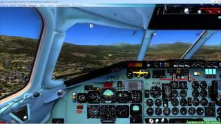 MCDONNELL DOUGLAS DC9-30 ASERCA AIRLINES FSX